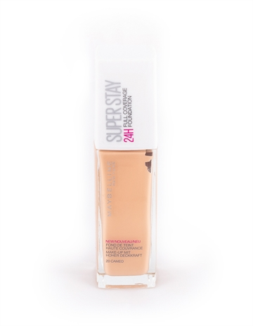 Maybellines Superstay 24h foundation 05 Light Beige