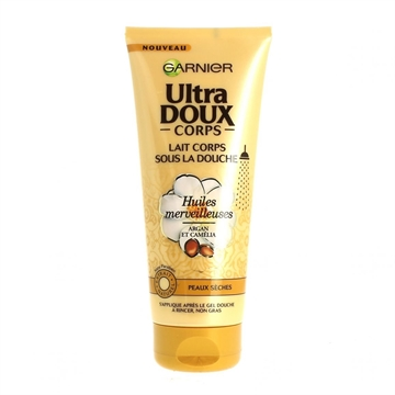 Garnier Ultra Shower Body Milk Shower 200 ml