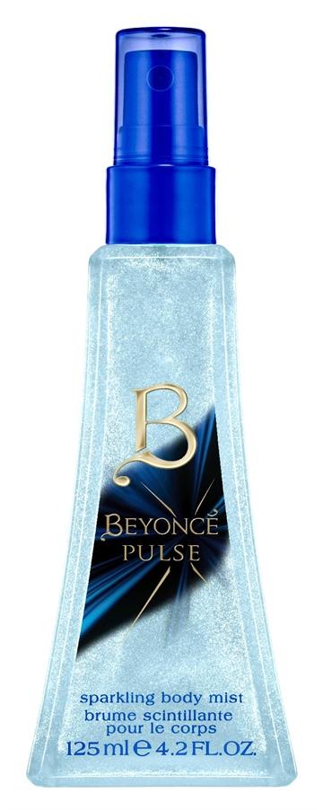Beyoncé Pulse Sparkling Body Mist Spray 125ml