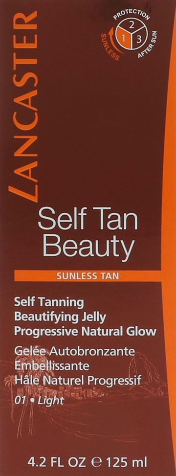 Lancaster Sun Self Tan Beautyfying Jelly 125ml