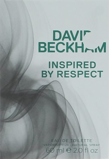 David Beckham Inspired By Respect Eau De Toilette Spray 60ml