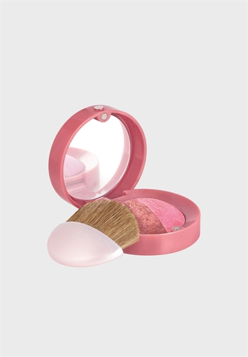Bourjois Le Duo Blush 02 Romeo Et Peachette 2,5G