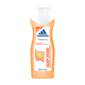Adidas Shower Gel - Adipower For Women 250ml