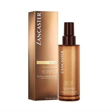 Lancaster Self Tan Oil 150ml All Skin Types