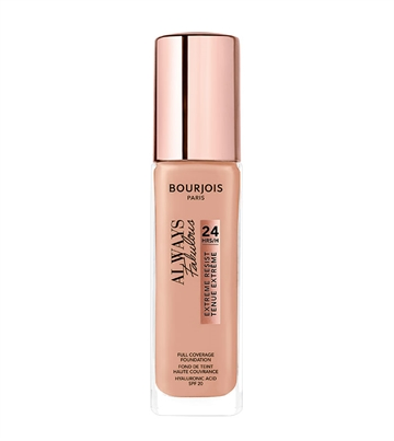 Bourjois Extreme Resist Foundation 200 Rose Vanilla 30ml