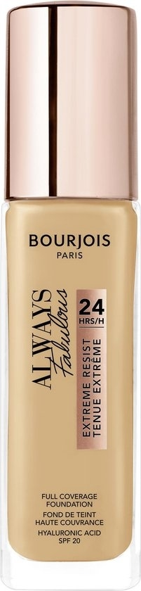 Bourjois Extreme Resist Foundation 310 Beige 30ml