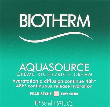 Biotherm Aquasource 48H Rich Cream 50ml