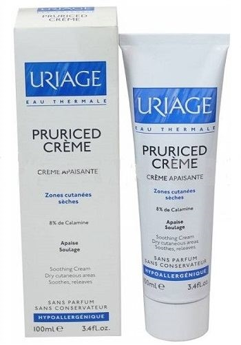 Uriage Pruriced Soothing Emulsion Treatment for Face and Body 100 ml