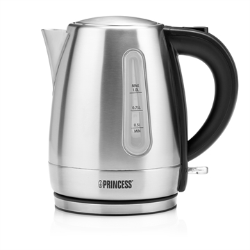 Princess Stainless steel kettle Capacity 1 L - 2200 W