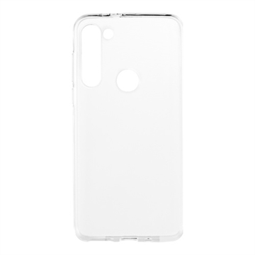 Essentials, Motorola Moto G8 Power, TPU back cover, Transp.