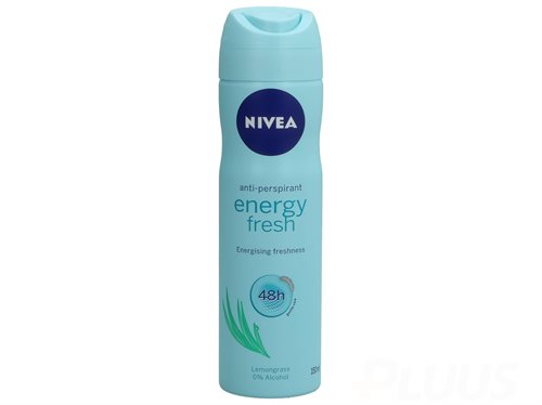 Nivea Deo Spray - Energy Fresh 150ml