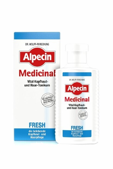 Alpecin Medicinal Fresh Refreshing Toner For Oily Scalp 200ml