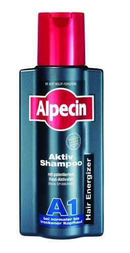 Alpecin Hair Energizer Aktiv Shampoo A1 For Normal To Dry Scalp 250ml