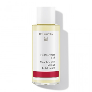 Dr. Hauschka Moor Lavender Calming Bath Essence 100ml Soothes and protects