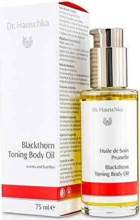 Dr. Hauschka Blackthorn Toning Body Oil 75ml Warms and fortifies
