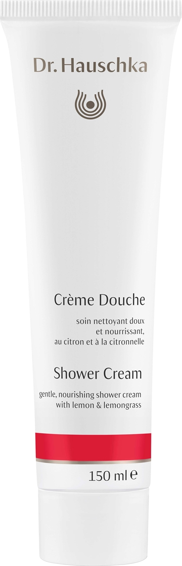 Dr. Hauschka Shower Cream 150ml With Lemon & Lemongrass