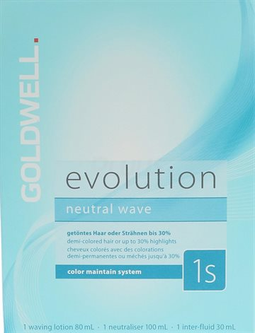 Goldwell Evolution 1S Set 210ml