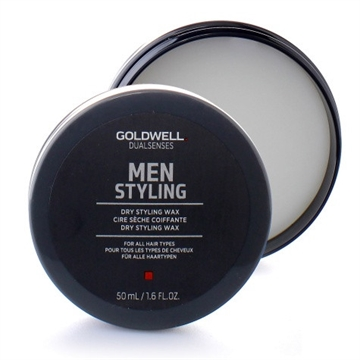 Goldwell Dual Senses Men Dry Styling Wax 50ml For All Hair Types