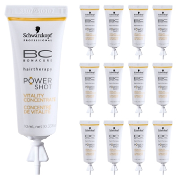 Schwarzkopf BC Excellium Power Shot Vitality Concentrate 1x 10ml