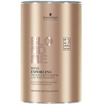 Schwarzkopf Professional Blondme Premium Lightening 9+ Dust-Free Powder 450 G
