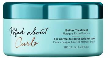 Schwarzkopf BC MAD ABOUT CURLS BUTTER TREATMENT 200ML