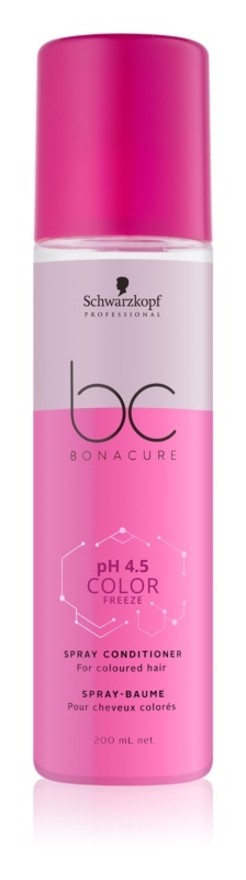 Schwarzkopf Professional BC Bonacure pH 4,5 Color Freeze 200ML