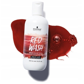 Schwarzkopf Bold Color Wash 300ml Red