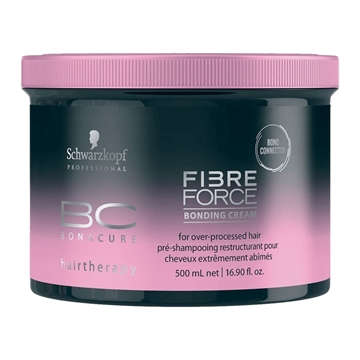 Schwarzkopf BC FIBREFORCE CREAM 500ML