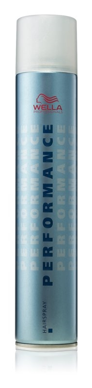 Wella Professionals Performance Strong Hold Hairspray 500 ml