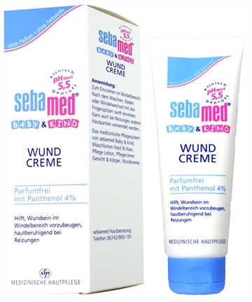 Sebamed Baby Wound Cream 75ml
