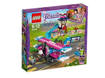 LEGO Friends Heartlake rundflyvning 41343