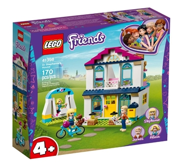 LEGO Friends Stephanies hus 41398