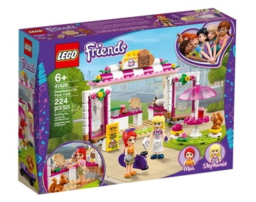 LEGO Friends Heartlake parkcafé 41426