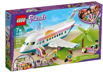 LEGO Friends Heartlake flyvemaskine 41429