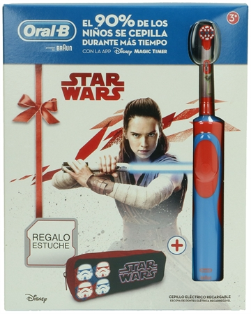 Oral-B Electric Toothbrush  Stages Power Star Wars 1stuk