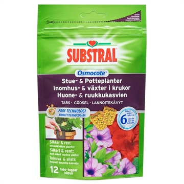Substral Osmocote Tabs