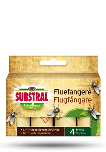 Substral Fluefanger 4 stk Think ECO