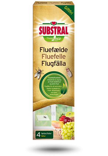 Substral Fluefælde 4 stk Think ECO