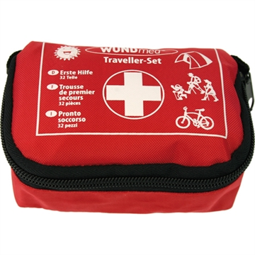 First Aid 32pcs Travell Set