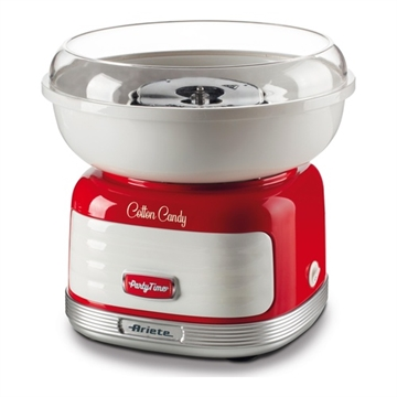 Ariete, Party Time Cotton Candy maker Red