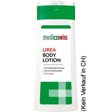 Medi+Swiss Bodylotion 200ml 15% Urea