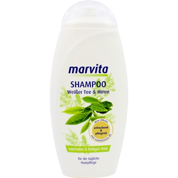Shampoo Marvita 300ml White Tea & Mint