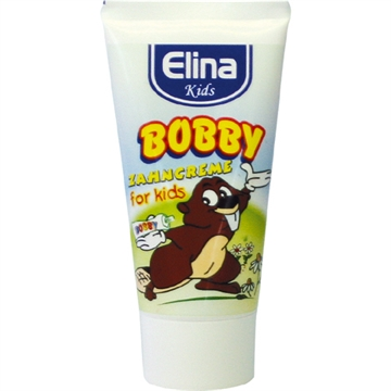 Elina Kids Toothpaste 50ml BOBBY