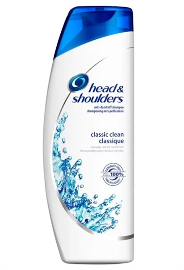 Head & Shoulders Shampoo - Classic Clean 400 ml