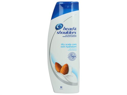 Head & Shoulders Shampoo - Dry Scalp 400ml