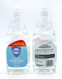 Easy Antibacterial Handwash  500ml