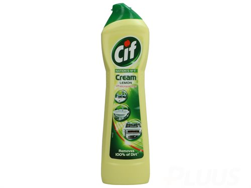 Cif Cream - Citrus 500ml Yellow