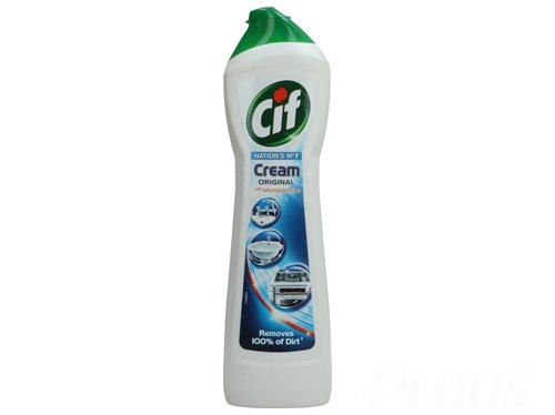 Cif Cream - Original 500ml White