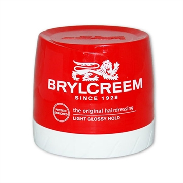 Brylcreem Light Glossy Hold Protein 250 Ml