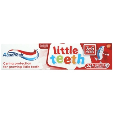 Aquafresh Toothpaste Little Teeth 50ml
